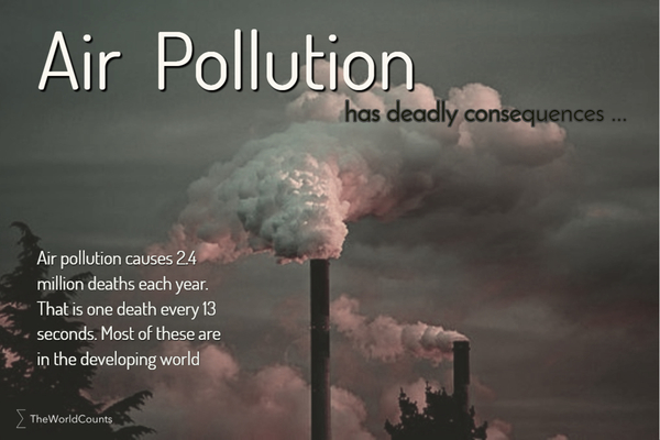 Image result for How deadly is air pollution?