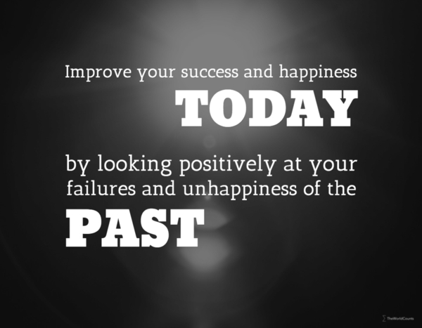 Improve your success and happiness today