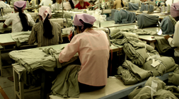 Resized slavery and sweatshops